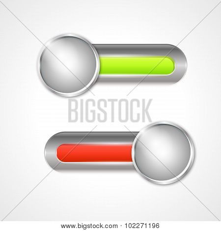 Two Switch Buttons