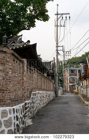 Wonseo Dong Alleyway