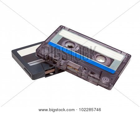 Two Audio Cassettes