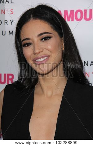 LOS ANGELES - SEP 19:  Edy Ganem at the 4th Annual Women Making History Brunch at the Skiirball Cultural Center on September 19, 2015 in Los Angeles, CA