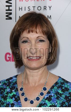 LOS ANGELES - SEP 19:  Gale Anne Hurd at the 4th Annual Women Making History Brunch at the Skiirball Cultural Center on September 19, 2015 in Los Angeles, CA