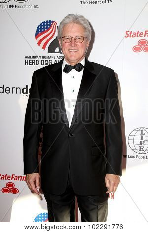 LOS ANGELES - SEP 19:  Bruce Boxleitner at the 5th Annual American Humane Association Hero Dog Awards at the Beverly Hilton Hotel on September 19, 2015 in Beverly Hills, CA