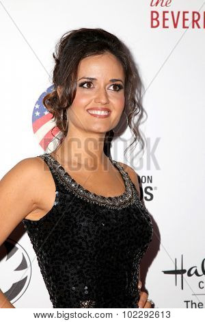 LOS ANGELES - SEP 19:  Danica McKellar at the 5th Annual American Humane Association Hero Dog Awards at the Beverly Hilton Hotel on September 19, 2015 in Beverly Hills, CA