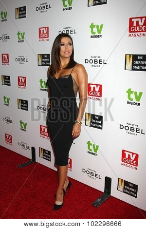 LOS ANGELES - SEP 18:  Eva Longoria at the TV Industry Advocacy Awards Gala at the Sunset Tower Hotel on September 18, 2015 in West Hollywood, CA