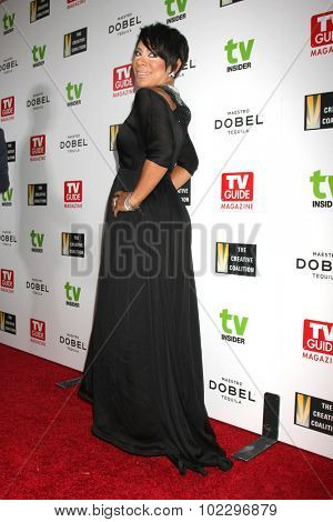 LOS ANGELES - SEP 18:  Selenis Leyva at the TV Industry Advocacy Awards Gala at the Sunset Tower Hotel on September 18, 2015 in West Hollywood, CA