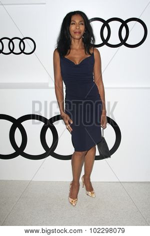 LOS ANGELES - SEP 17:  Khandi Alexander at the Audi Celebrates Emmys Week 2015 at the Cecconi's on September 17, 2015 in West Hollywood, CA