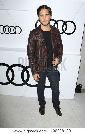 LOS ANGELES - SEP 17:  Diego Boneta at the Audi Celebrates Emmys Week 2015 at the Cecconi's on September 17, 2015 in West Hollywood, CA