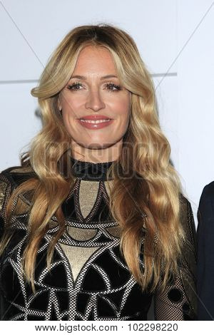 LOS ANGELES - SEP 17:  Cat Deeley at the Audi Celebrates Emmys Week 2015 at the Cecconi's on September 17, 2015 in West Hollywood, CA