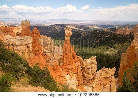 Bryce Canyon Sandstone Hoodoos