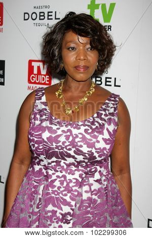 LOS ANGELES - SEP 18:  Alfre Woodard at the TV Industry Advocacy Awards Gala at the Sunset Tower Hotel on September 18, 2015 in West Hollywood, CA