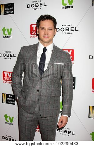 LOS ANGELES - SEP 18:  Matt McGorry at the TV Industry Advocacy Awards Gala at the Sunset Tower Hotel on September 18, 2015 in West Hollywood, CA