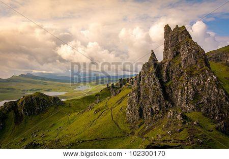 Storr, Isle of Skye.