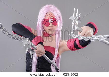 Female Action Hero