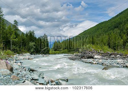Akkem river