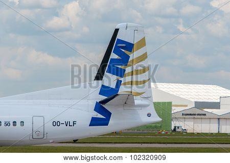Vlm Fokker F50 Tail