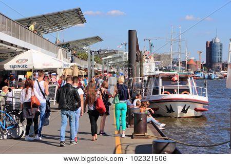 Hamburg Pier