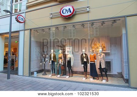 C-and-a Fashion Store