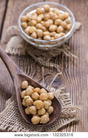 Chick Peas (canned)