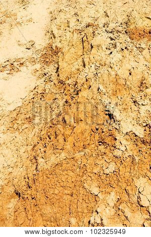 Seamless Texture - Clay Soil For Your Design