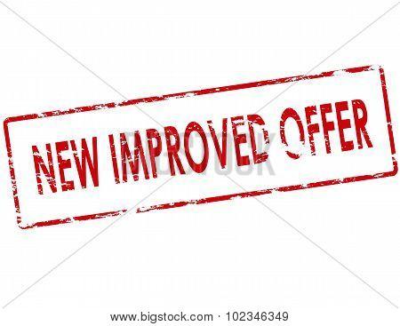 New Improved Offer
