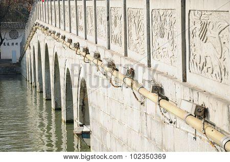 Du Jin Bridge Hefei
