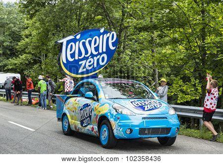 Teisseire Vehicle - Tour De France 2014
