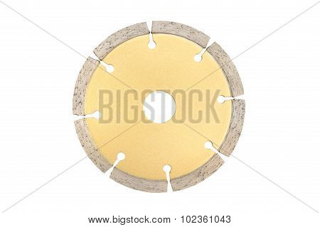 Stone grinder disc
