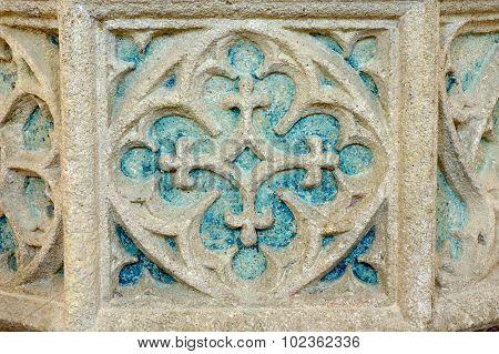 Gothic ornament