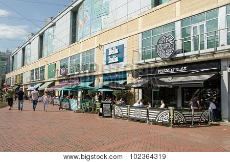 Chain Restaurants, Reading, Berkshire