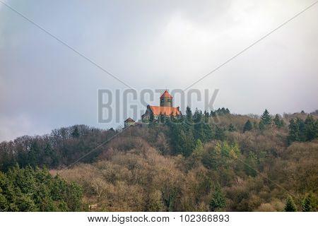 Castle Wachenburg, Weinheim