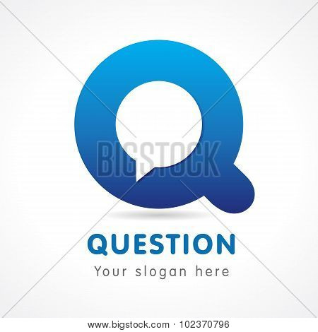 Question Q logo