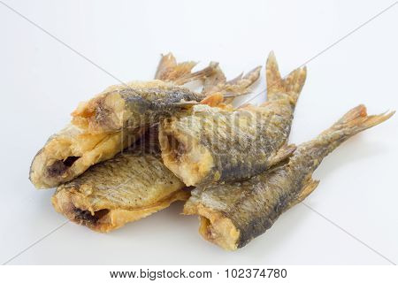 Fried Roach Fish.
