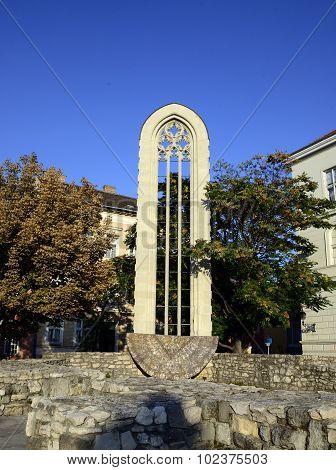 Budapest Mary Magdalene Temple