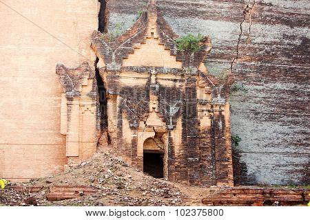 Pa Hto Taw Gyi Mingun Pagoda In Mandalay