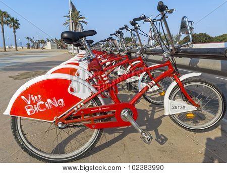Vodafone Bicing