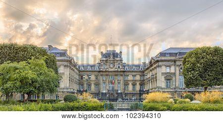 Lille Prefecture on Republic square
