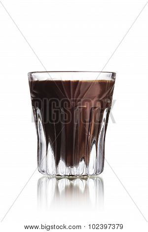 Black Russian Shot Cocktail