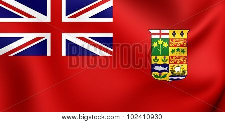 Canadian Red Ensign (1868-1921)