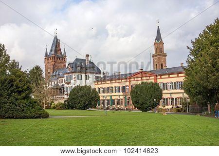 Castle Of Weinheim