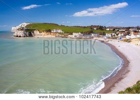 Freshwater Bay Isle Of Wight Uk