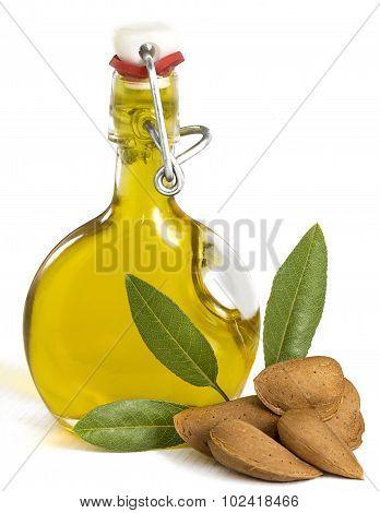 Fresh Organic Almond Oil