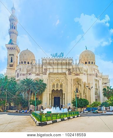 The Beautiful Mosque