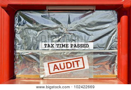 Tax Time Passed