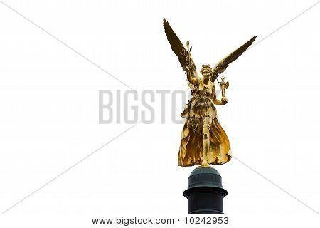 Angel Of Peace In Munich