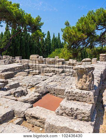 Temple Of Athena Polias