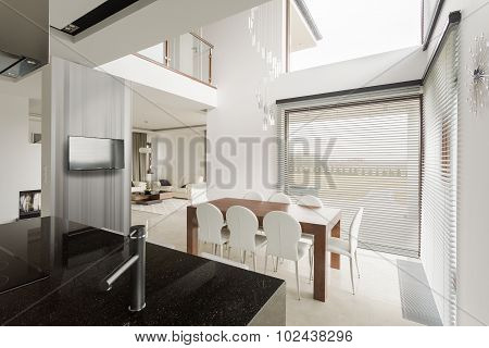 New Design Two Floor House