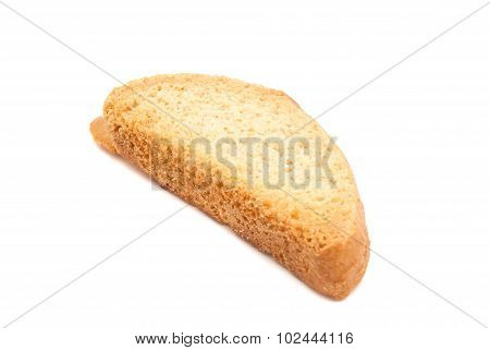 Sweet Cracker On White