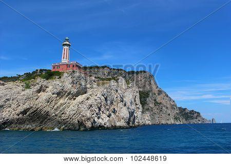 Capri Lighthouse