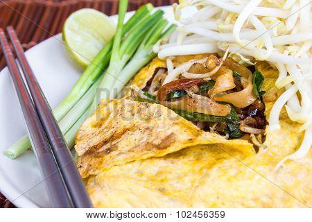 Stir Thailand Thailand fried noodle