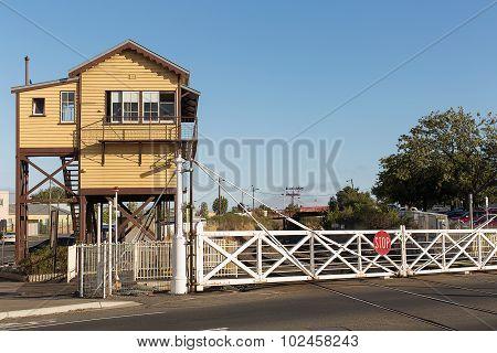 Railway Signal Station